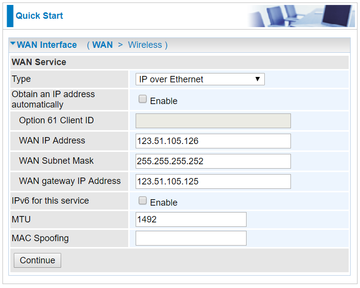 Billion BiPac 8700AXL - Ethernet IP (MBE, Fibre) - Vonex Telecom