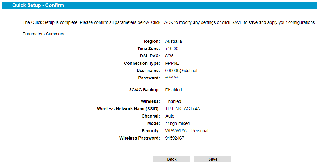 how to change password for sip settings on billion 7404vgp